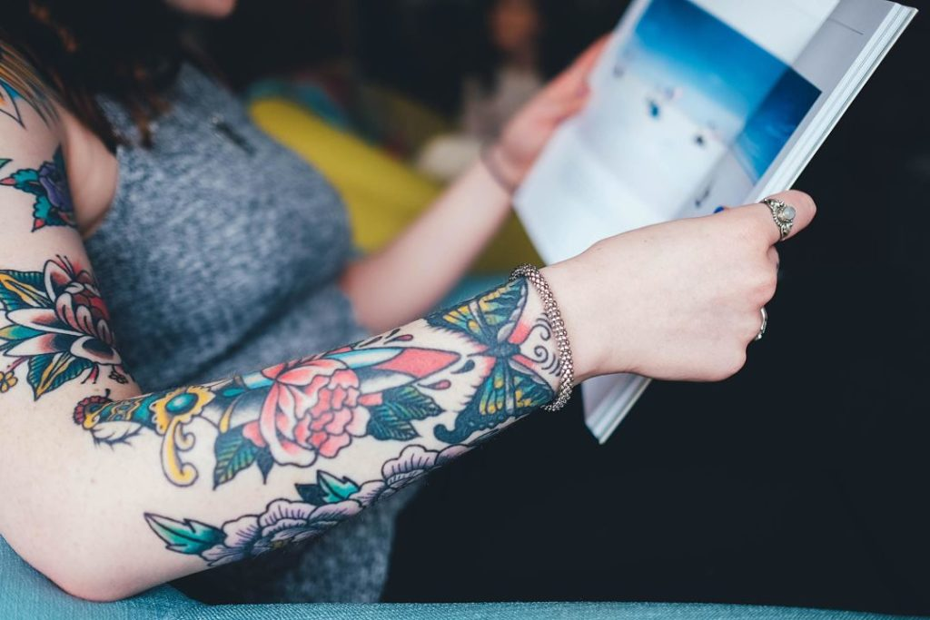 tattoo shop advertising