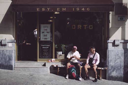 tattoo shop best location