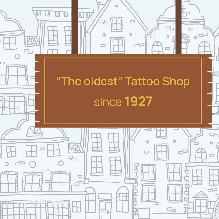 oldest tattoo shop